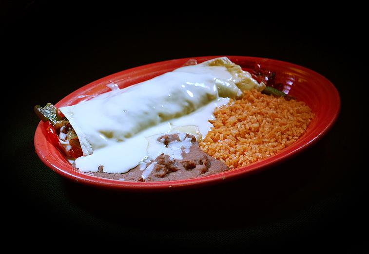 El Paso Burrito