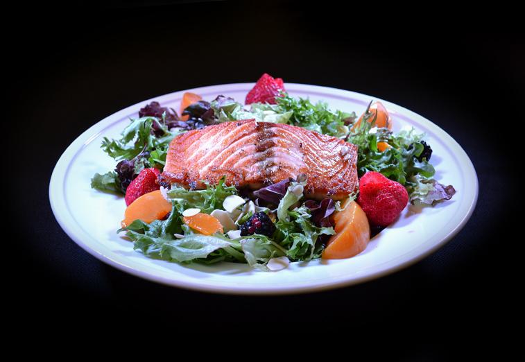 Baja Salmon Salad