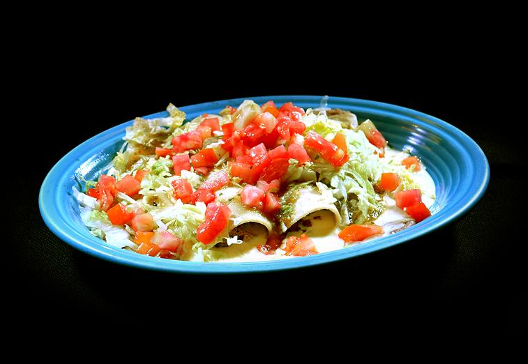 #14 Enchiladas Supremas