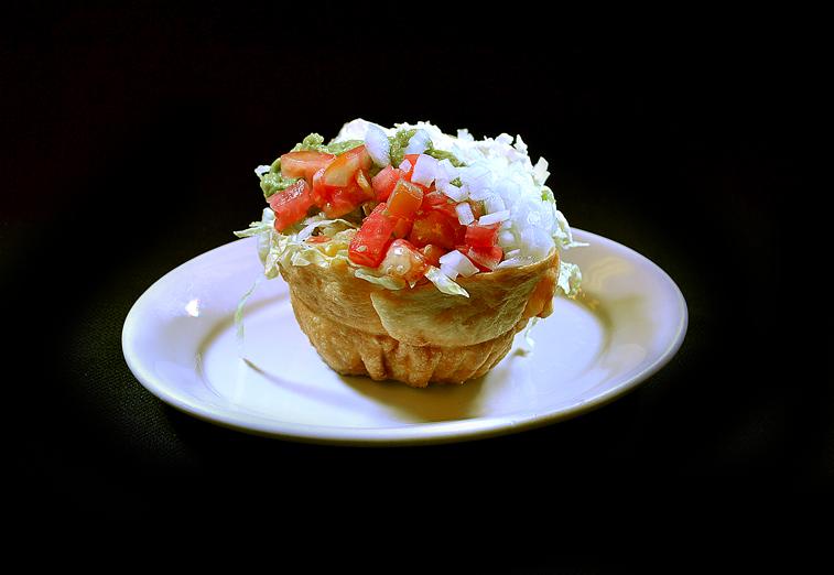 #2 Taco Salad