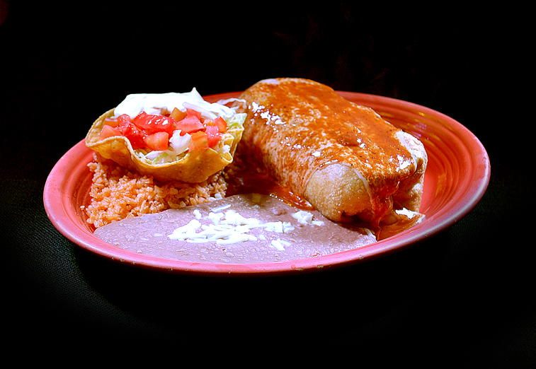 Super Chimichanga